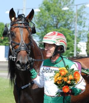 Kenneth Nielsen og Lucky