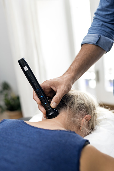 PowerLaser Pro1500 for neck pain